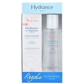Avene Emulsion Hydrance UV SPF30 Light 40Ml + Micellar Lotion 100Ml