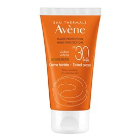 Avene Crema Color Oil Free SPF-30 50 Ml