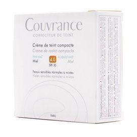 Avene Couvrance Creme Compacto Oil-free 9,5g Mel