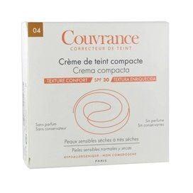 Avene Couvrance Crema Compacta 9.5 G Miel