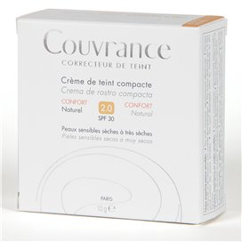 Avene Couvrance Crema Compacta 9.5 G Natural