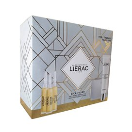 Lierac Cica-Filler Serum 3X10Ml + Gel Crema 40Ml + Bolso