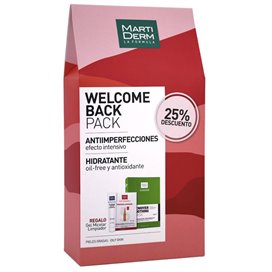 Martiderm Welcome Back Pack Antiimperfecciones