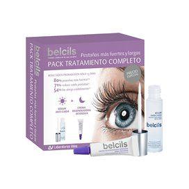 Belcils Pack Tratamiento Completo Pestañas (Serum 3Ml + Crema 4Ml)