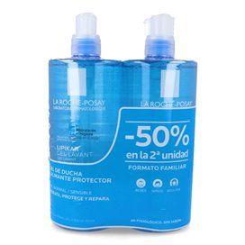 La Roche Posay Lipikar Gel Lavante 2X750Ml