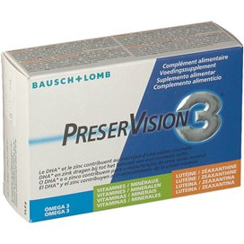 Preservision 3 60 Capsulas EN