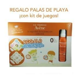 Avene Spray 50+ Pediatric + Palas Playa EN