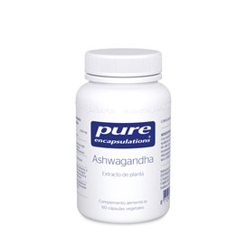 Pure Encapsulations Ashwagandha 60 Capsulas