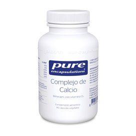 Pure Encapsulations Complejo De Calcio 90 Capsulas