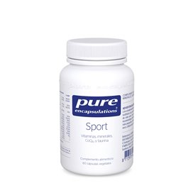 Pure Encapsulations Sport 60 Capsulas