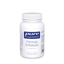 Pure Encapsulations Formula Embarazo 60 Capsulas