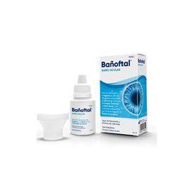 Bañoftal Baño Ocular 50Ml