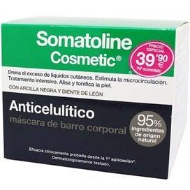 Somatoline Cosmetic Argila Corporal Anti-Celulite 500 G