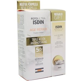 Isdin Fotoultra Age Repair Spf50 50Ml + Isdin Age Reverse Day Cream 7Ml
