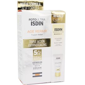 Isdin Fotoultra Age Repair Spf50 50Ml + Isdin K-Ox Eyes 3G