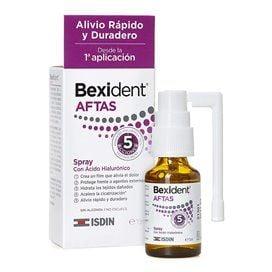Bexident Aftas Spray Bucal Protector 15Ml