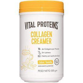 Vital Proteins Collagen Creamer Sabor Baunilha 305G