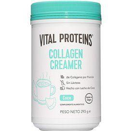Vital Proteins Collagen Creamer Sabor a Côco 293G