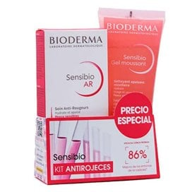 Bioderma Sensibio AR 40Ml + Sensibio Gel Moussant 100Ml
