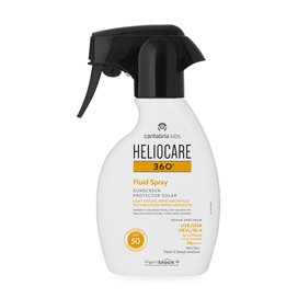 Heliocare 360º Fluid Spray Spf 50 250 Ml