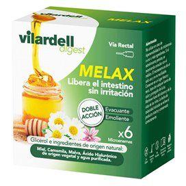 Vilardell Digest Melax 6 Microenemas 9 G