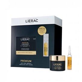Lierac Premium Creme Voluptuosa 50Ml + Cica-Filler 10Ml