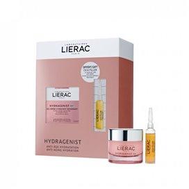 Lierac Hydragenist Gel-Crema 50Ml + Cica-Filler Serum 10Ml