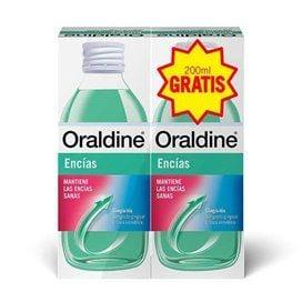 Oraldine Encias Duplo 2x400Ml
