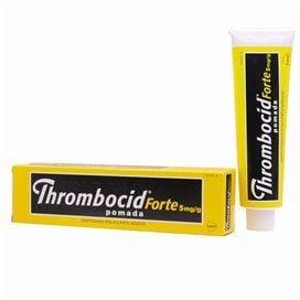 Thrombocid Forte 5mg/g Pomada 100G
