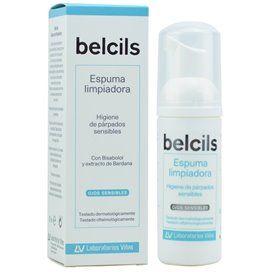 Belcils Eyelids and Eyelashes Cleansing Foam 50Ml