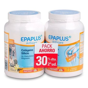 Epaplus Arthicare Collagen Vanilla 2x325G
