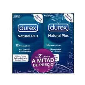 Durex Natural Plus Duplo