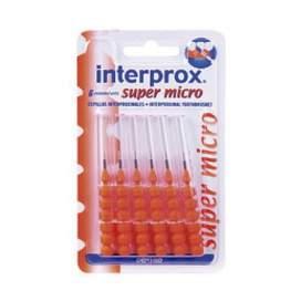 Cepillo Dental Interproximal Interprox Super Micro 6 U BR