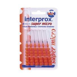 Interprox Cepillo Dental Super Micro 6 U