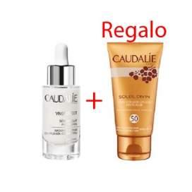 Caudalie Pack Vinoperfect Radiance Serum + Soleil Divin SPF50