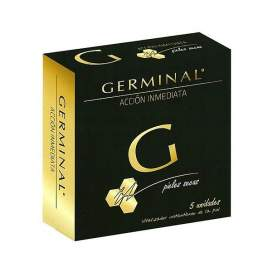 Germinal Instant Action Dry Skin 5 Ampoules 1,5Ml