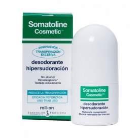 Somatoline Desodorante Hipersudoracion Roll-On 30Ml
