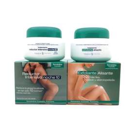 Pack Somatoline Reductor Intensivo Noche 10 450Ml+Exfoliante 600Ml