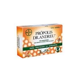 Propolis Dr. Andreu 20 Comprimidos