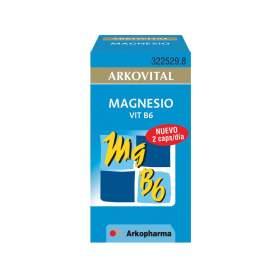 Arkocapsulas Magnesio Arkovital 73.5 Mg 30 Capsulas