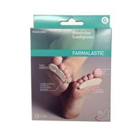 Farmalastic Ratoncitos Subdigitales Caballero T- Gde BR
