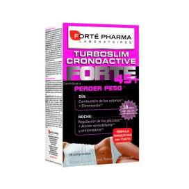TurboSlim Cronoactive 45+ Forte Pharma 28 Tablets