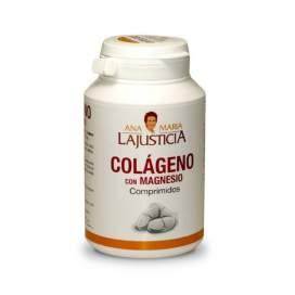 Lajusticia Colageno Con Magnesio 180 Tabletas