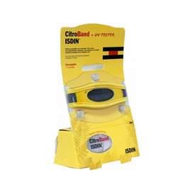 Isdin Citroband + UV Tester Pulsera con 2 Recargas