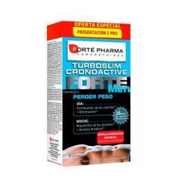 Turboslim Cronoactive Forte Men 56 Comprimidos