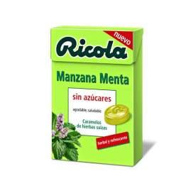 Ricola Caramelos Manzana Menta EN