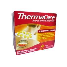 Thermacare Parches Termicos Cuello Hombros y Muñecas 2 U EN