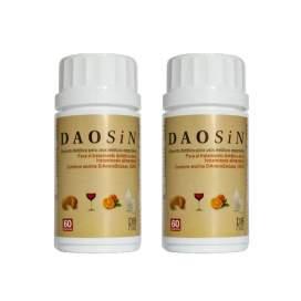 Pack Daosin 120 capsulas (2x60) Dao