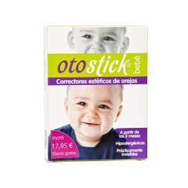Otostick Corrector Estetico de Orejas Bebe + Gorro 8 Unidades