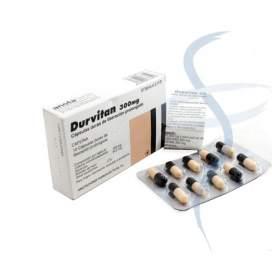 Durvitan Retard 300 Mg 10 Capsulas Liberacion Prolongada